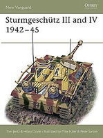 Osprey-Publishing Sturmgeschutz III and IV 1942-45 Military History Book #nvg37