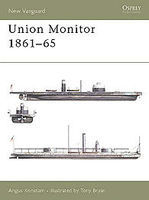 Osprey-Publishing Union Motor 1861-65 Military History Book #nvg45