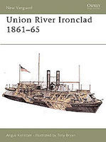 Osprey-Publishing Union River Ironclad 1861-65 Military History Book #nvg56