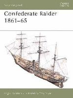 Osprey-Publishing Confederate Raiders 1861-65 Military History Book #nvg64