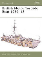 Osprey-Publishing British Motor Torpedo Boat 1939-45 Military History Book #nvg74