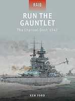 Osprey-Publishing Run the Gauntlet Channel Dash 1942 Military History Book #r28