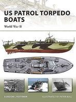 Osprey-Publishing US Patrol Torpedo Boats WWII Military History Book #v148