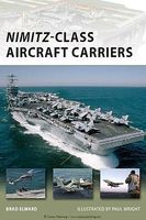 Osprey-Publishing Nimitz Class Aircraft Carriers Military History Book #v174