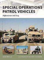 Osprey-Publishing Special Operations Patrol Vehicles Afghanistan & Iraq Military History Book #v179