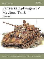Osprey-Publishing PzKpfw IV Medium Tank 1936-45 Military History Book #v28