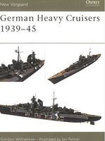 Osprey-Publishing German Heavy Cruisers 1939-45 Military History Book #v81