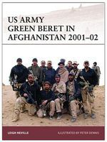 Osprey-Publishing Warrior- US Army Green Beret in Afghanistan 2001-02 Military History Book #w179