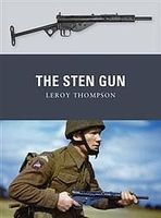 Osprey-Publishing The Sten Gun Military History Book #wpn22