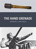 Osprey-Publishing The Hand Grenade Military History Book #wpn38