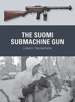 Osprey-Publishing Suomi Submachine Gun