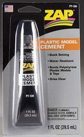 Pacer Zap Model Cement 1oz