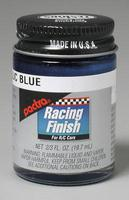 Pactra (bulk of 6) 2/3oz. Bottle R/C Racing Finish Metallic Blue (D)