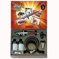 Paasche VL Dual Action Hobby Kit Airbrush and Airbrush Set #2000vl
