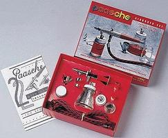 Paasche Airbrush VL complete set Airbrush and Airbrush Set #52