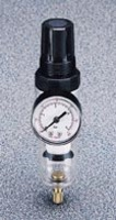 Paasche Regulator & Fltr w/Gauge Airbrush Accessory #r75