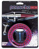 Paasche VL#3 Airbrush Card Set .74mm Airbrush and Airbrush Set #vl-card