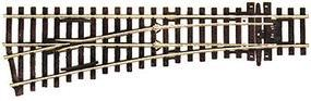 Peco Code 100 Small Radius Turnout Left Hand Model Train Track HO Scale #1048