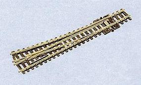 Peco Code 80 Medium Radius #6 Turnout Right Hand Insulfrog Model Train Track N Scale #1738