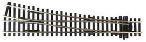 Peco Code 100 Medium Radius Turnout Right Hand Electrofrog Model Train Track HO Scale #1905