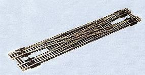 Peco Double Crossover (Scissors-Type) Code 55, Electrofrog Model Train Track N Scale #54