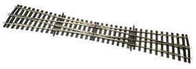 Peco Code 124 8 Degree Double Slip/Electrofrog Model Train Track O Scale #790