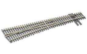 Peco North American Style Code 83 #6 Turnout Left Hand Model Train Track HO Scale #sl8362