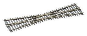 Peco Code 75 Short Crossing (24 Angle) w/Electrified Frog Model Train Track HO Scale #sle193