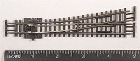 Peco Code 55 Small Left Hand Turnout w/Electified Frog Model Train Track N Scale #sle392f