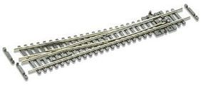 Peco Code 55 Medium Right Hand Turnout w/Electified Frog Model Train Track N Scale #sle395f