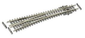 Peco Code 55 Medium Left Hand Turnout w/Electified Frog Model Train Track N Scale #sle396f