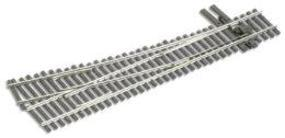Peco North American Style Code 83 #5 Turnout Right Hand Model Train Track HO Scale #sle8351