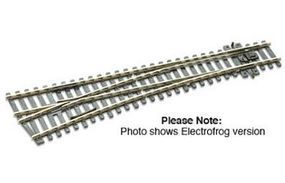 Peco Code 100 Medium Left Hand Turnout w/Electrified Frog Model Train Track HO Scale #sle96
