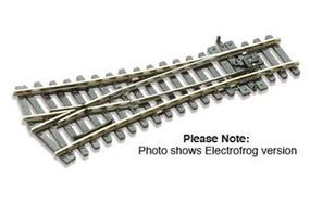 Peco Code 100 Small Y Turnout w/Electrified Frog Model Train Track HO Scale #sle97