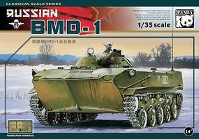 Panda Russian BMD1 Infantry Fighting Vehicle Plastic Model Military Vehicle Kit 1/35 Scale #35004
