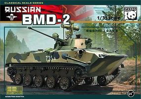 Panda Russian BMP2 Airborne Fighting Vehicle Plastic Model Military Vehicle Kit 1/35 Scale #35009