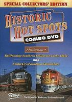 Pentrex Historic Hot Spots DVD