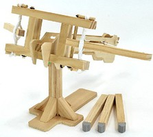 Pathfinders Ancient Roman Ballista Wooden Kit