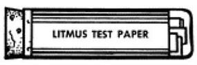 Perfect-Parts Red Litmus Test Paper (100/Vial) (12 Vials/dlr.pk)