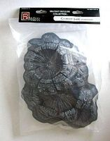 Pegasus Crater Set (5pc) (Vacuum-Formed) Plastic Model Diorama 1/32 or 1/72 Scale #5215