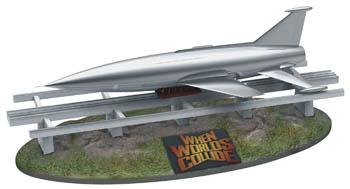 Pegasus Hobbies Space Ark When Worlds Collide -- Science Fiction Plastic Model Kit -- 1/350 Scale -- #9011