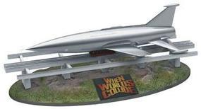 Pegasus Space Ark When Worlds Collide Science Fiction Plastic Model Kit 1/350 Scale #9011