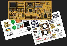 Paragraphix 1/35 LiS- Jupiter 2 Spaceship Photo-Etch & Decal Set for MOE