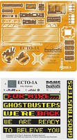Paragraphix 1/25 Ghostbuster 2 Ecto1A Photo-Etch Set for AMT