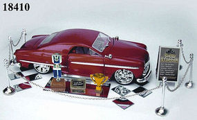Phoenix-Toys Car Show Accessory Set Diecast Model Car Parts Vehicle Accessory 1/24 scale #18410