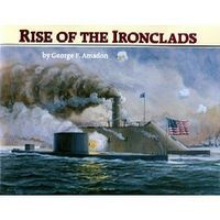 Pictorial-Histories Rise of the Ironclads Authentic Scale Model Boat Book #905