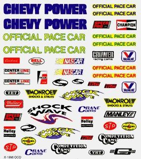 pinewood derby nascar decal pinewood derby decal and