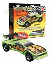 Pine-Car Pinewood Derby Furious Racer Premium Racer Pinewood Derby Car #p3945