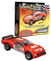 Pine-Car Pinewood Derby Muscle Racer Premium Kit Pinewood Derby Car #p3948