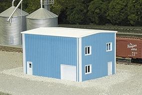 Pike-Stuff Modern Yard Office N Scale Model Railroad Building #8001
